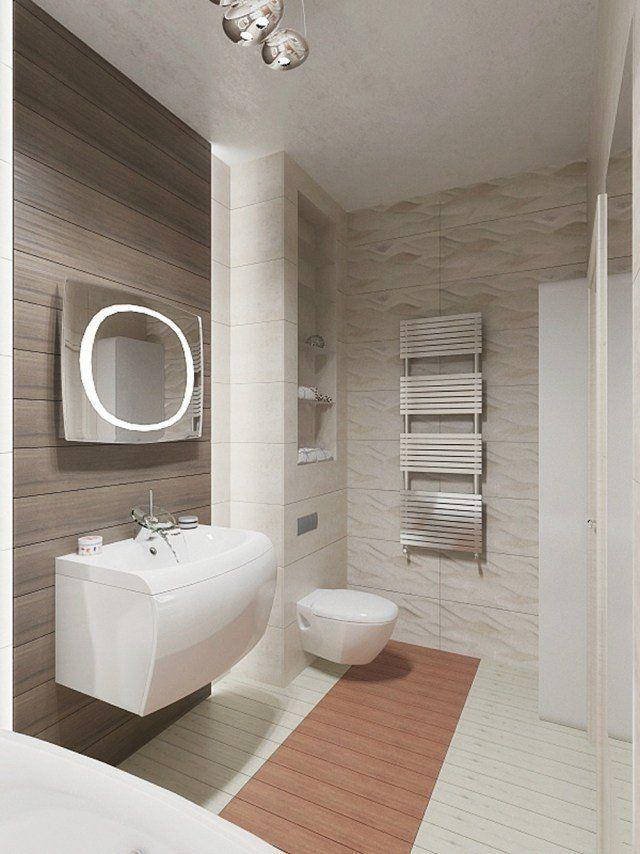 Am nagement salle de bains sans fen tres 30 id es supers for Peinture salle de bain sans fenetre