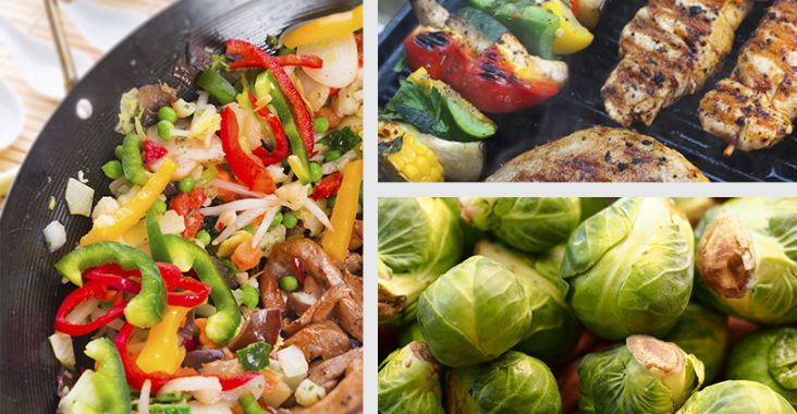Cheap and Healthy Lunch and Dinner Recipes
