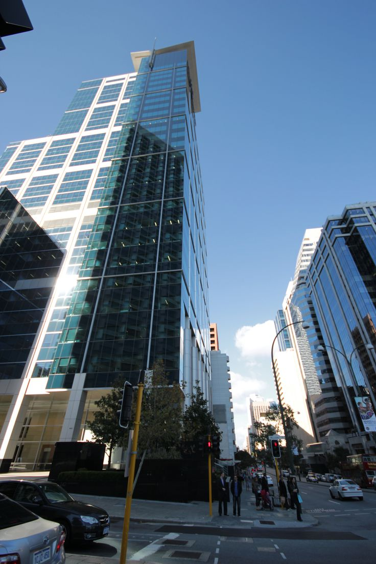 Leasing a commercial office building in Perth Western Australia.