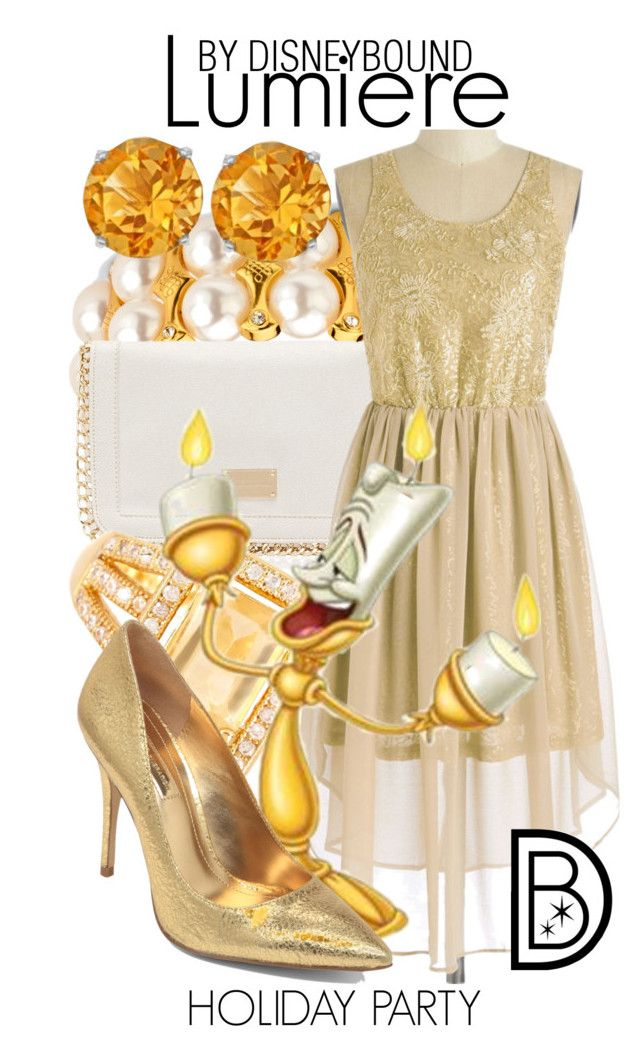 """Lumiere"" by leslieakay ❤ liked on Polyvore featuring Forever New, Lumière, BCBGeneration and Allurez"
