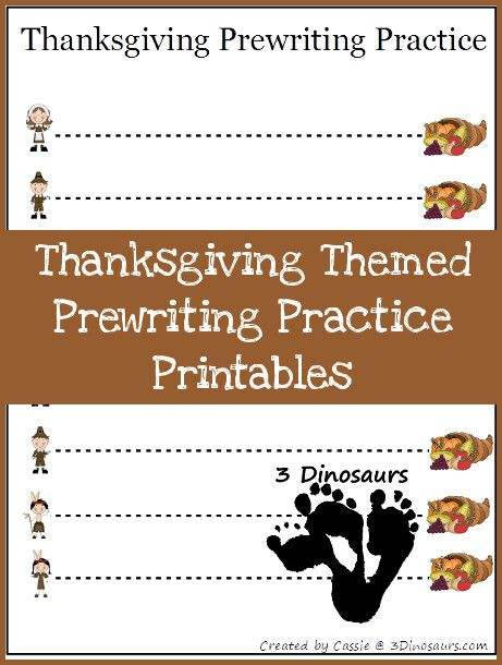 Easy To Use: Prewriting Dot Marker Printables