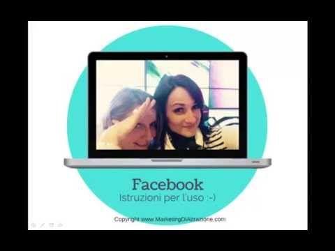Come Creare La Tua Presenza Professionale Su Facebook http://antoanetavitale.com/come-creare-una-presenza-professionale-su-facebook/