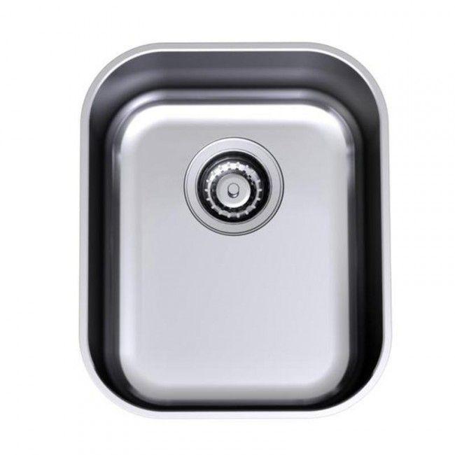 Clark Monaco Single Bowl Undermount Stainless Steel Sink