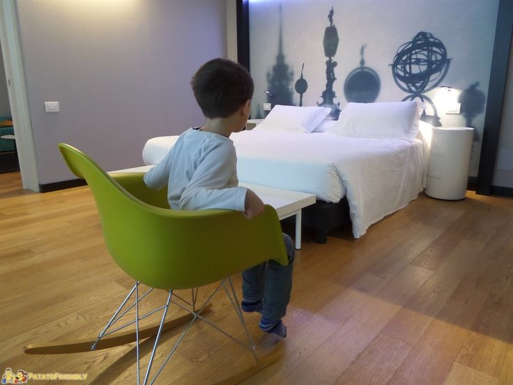Duparc Contemporary Suites - La grande camera da letto matrimoniale