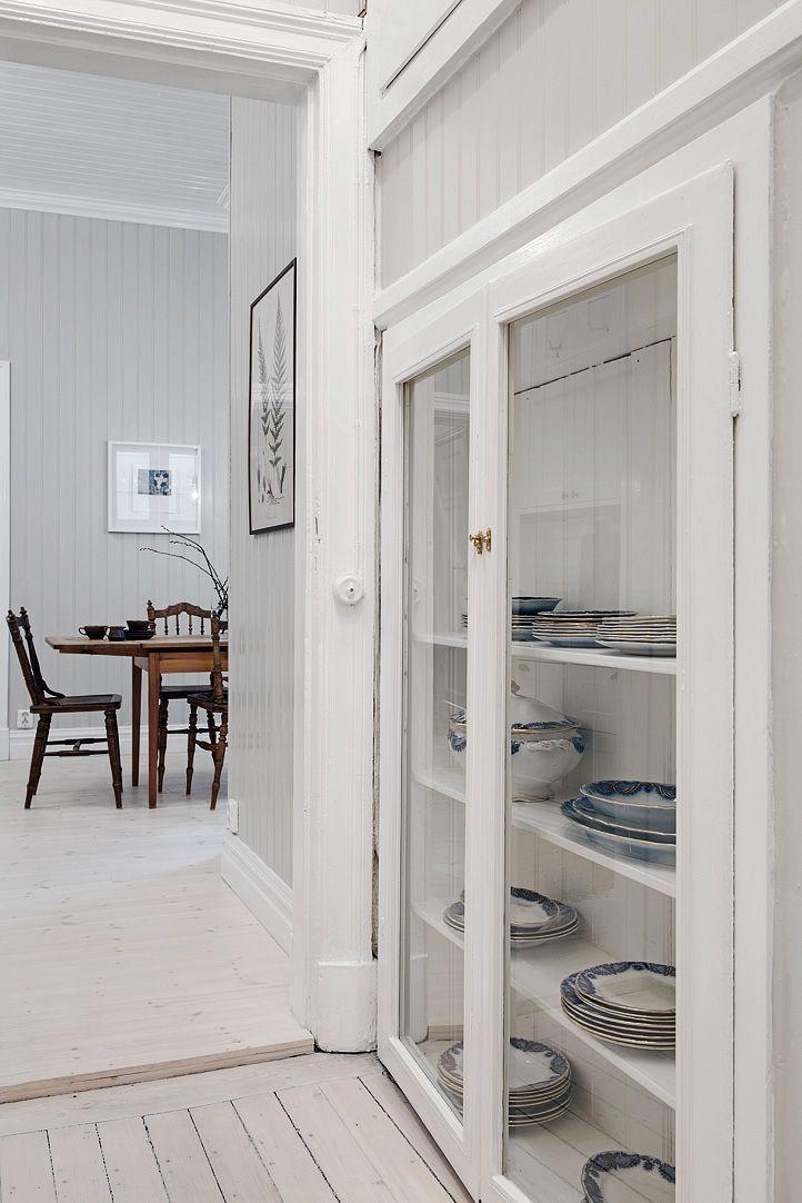 Love every inch of this Gothenburg apartment! Now for sale via Alvhem Mäkleri Follow Style and Create at Instagram | Pinterest | Facebook | Bloglovin