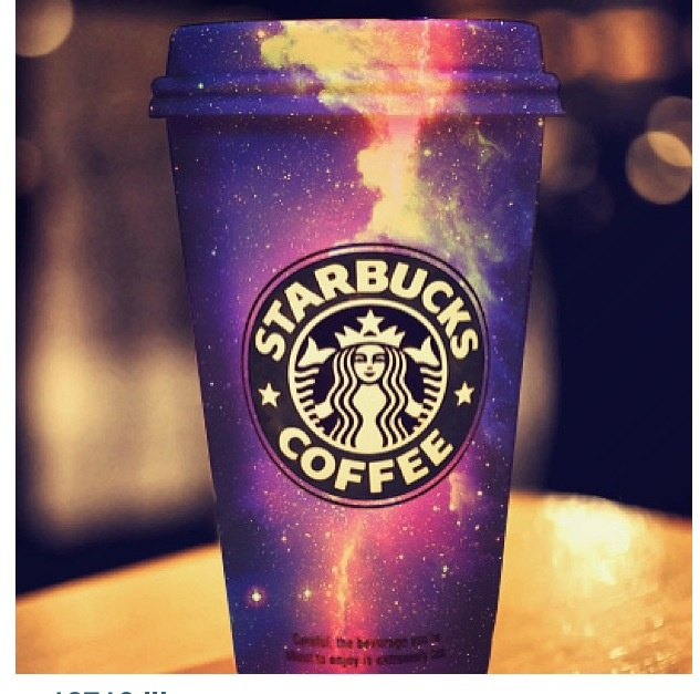 I would so bring this to Starbucks and get some ice coffee!!