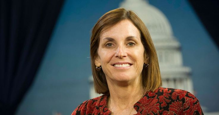 """Martha McSally stood up in GOP conference meeting and said let's get this """"fucking thing"""" done.     Yes, direct quote — per members and aides."""