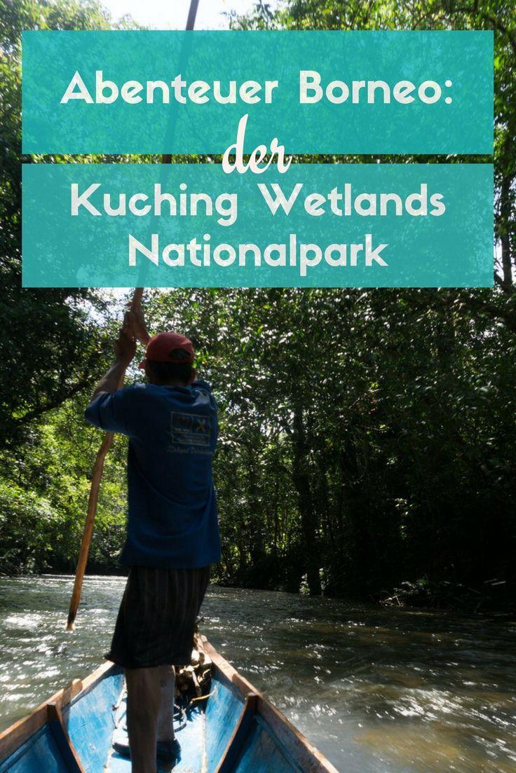 Unterwegs in Malaysia: Bist du auf der Suche nach Dschungelabenteuern in Borneo? Dann solltest du den Kuching Weltlands National Park besuchen. Ich gebe dir Tipps!