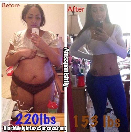 Weight Loss Story of the Day: Sindy lost 75 pounds | Black Weight Loss Success
