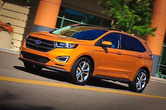 We just returned from Scottsdale, Arizona with our initial driving impressions of the 2015 Ford Edge Sport with the 2.7L EcoBoost. Here's what we learned.