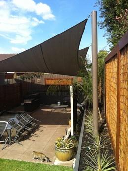 Pool Shades, Shade Umbrella Melbourne, Outdoor Shade Sails, Cantaport Melbourne