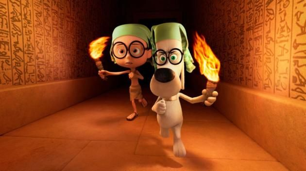 Mr. Peabody & Sherman Review: Animated History Lesson