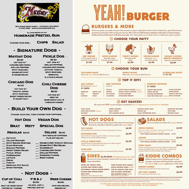 build your own reference business card ideas pinterest burger
