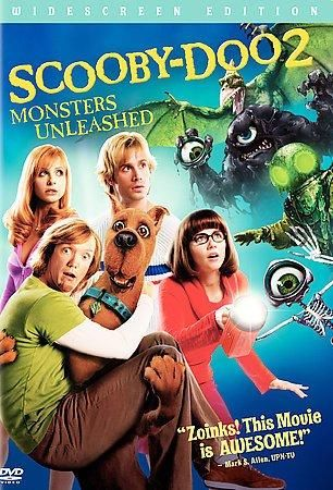 Warner Home Video Scooby-Doo 2: Monsters Unleashed. The first and second live actions with the name cast were incredible! More current day films--not flashbacks.