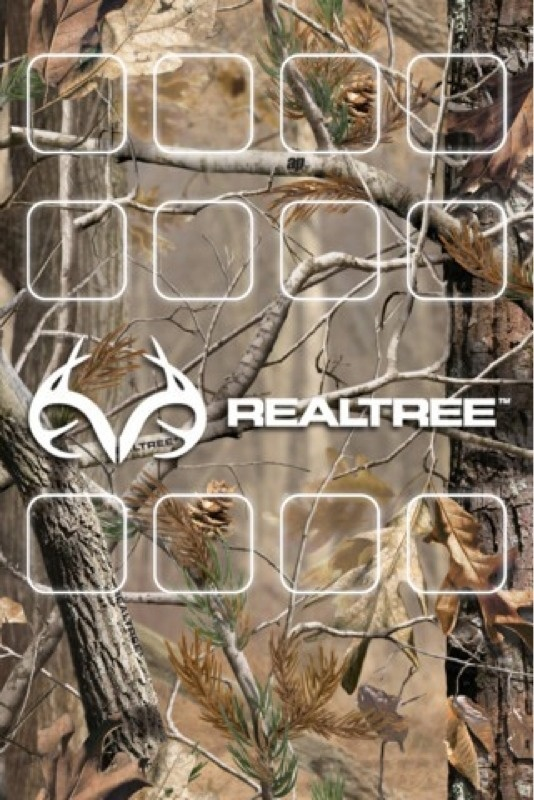 realtree camo icon skins iphone wallpapers pinterest