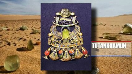 12 Strange Things Found in the Sahara | موفيز هوم  From the EYE of the Desert to the most unique glass fragments from nowhere these are 12 STRANGE Things Found in the Sahara Desert ! \r \r Subscribe to American Eye \r \r 7. Gerboise Bleue Test Site\r France became the fourth nuclear powered nation after the USA USSR and Great Britain. They were eager to test out their destruction device and decided to launch their first test in the Algerian Saharan Desert in 1960s with a bomb called the…