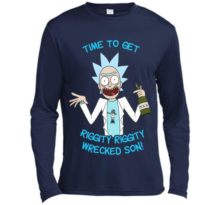 rick and morty, rick, morty, cartoon, funny, wuba, riggity, dab on them folk, cam newton. tshirt