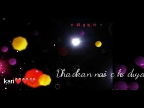 Teri Meri Yari | song lyrics | Whatsapp status video marathi - YouTube