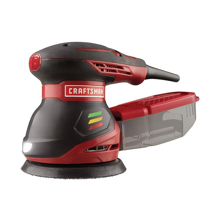 Craftsman 30amp orbit sander click picture to review