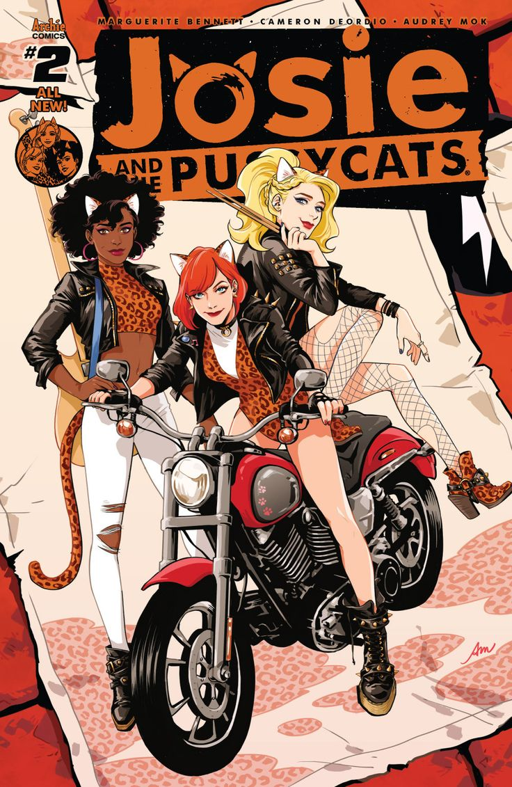 Josie & the Pussycats (2016) Issue #2