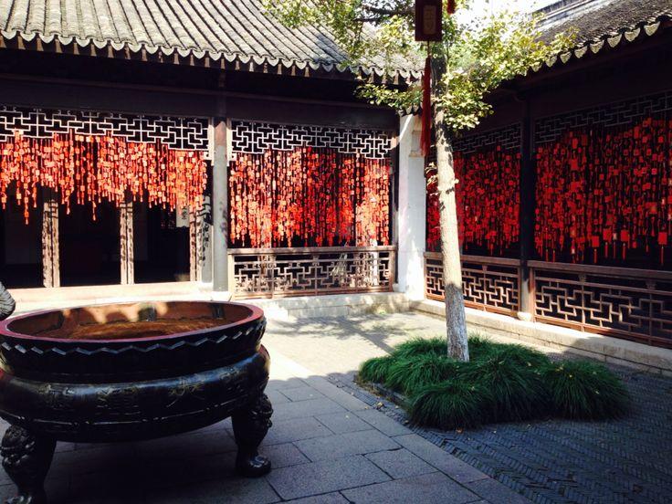 Temple - Tongli