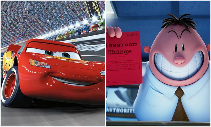 """Cars 3"" and ""Captain Underpants"": A Mormon Movie Guy Review by Jonathan Decker 