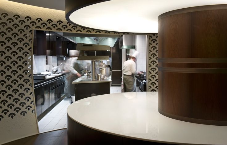 Cheval Blanc Hôtel Courchevel - Le 1947, restaurant gastronomique à Courchevel par Yannick Alléno│ 2 étoiles Michelin