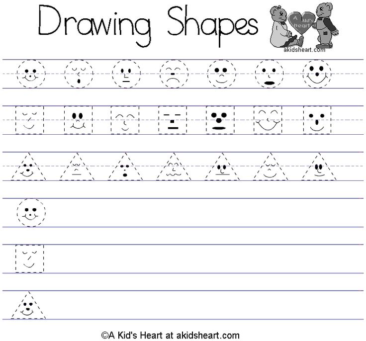 math worksheet : 30 best worksheets images on pinterest  kindergarten worksheets  : Free Shape Worksheets For Kindergarten