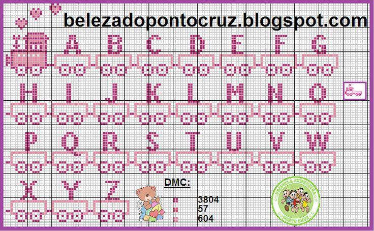 Priscila Junqueira Ponto Cruz: Monogramas
