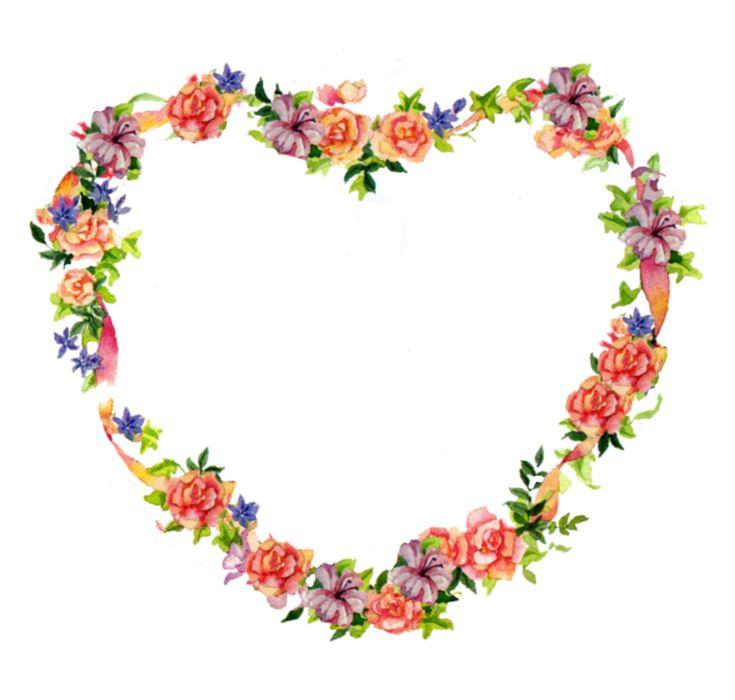 26 Best イラスト Images On Pinterest Floral Crowns Floral