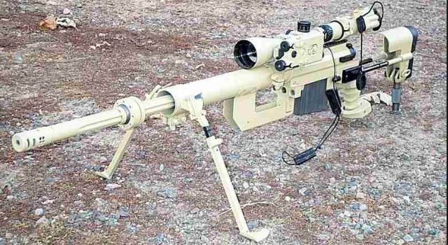 Beautiful rifle - CheyTac M-200 .408