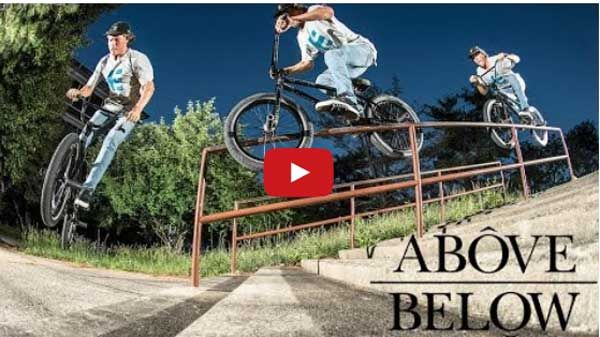 "Monster have just released Fernando Laczko's section from the ""Above Below"" BMX video online for your viewing pleasure! Fernando is one of the up and coming"