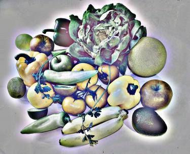 "Saatchi Art Artist MP XQS-I; Photography, ""Vege no. 9"" #art"