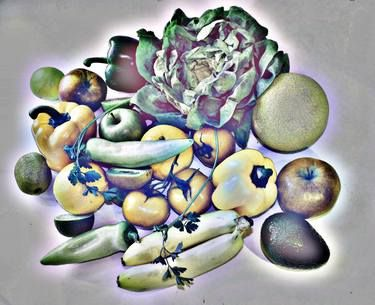 "Saatchi Art Artist MP XQS-I; Photography, ""Vege no. 9"" #art"