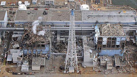 Lavori di bonifica attorno a Fukushima