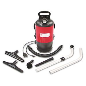 a electrolux commercial backpack vacuum 115lb red sc412b new