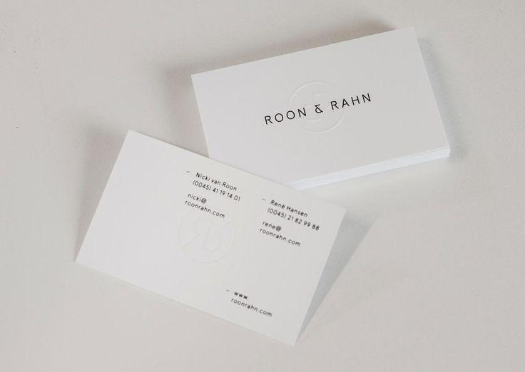 Roon & Rahn business cards