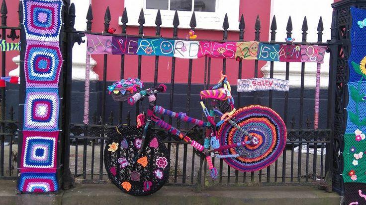 Gaynor's bike