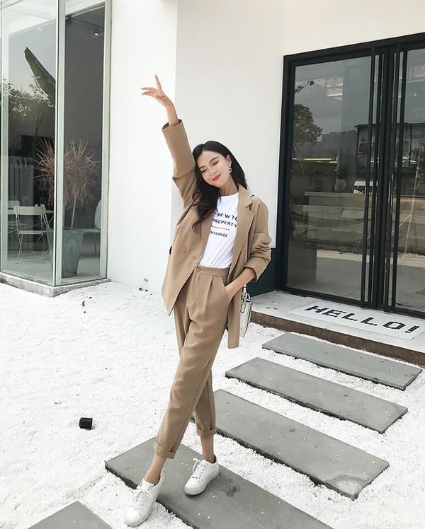 Casual Pant Suits
