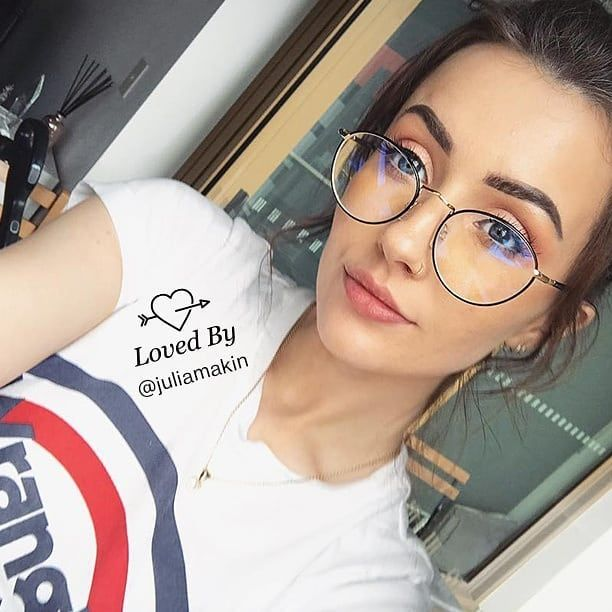 2798a60fd1 Did you really get new glasses if you don t post a pic on social media    Regram from  jualiamakin Cadmus