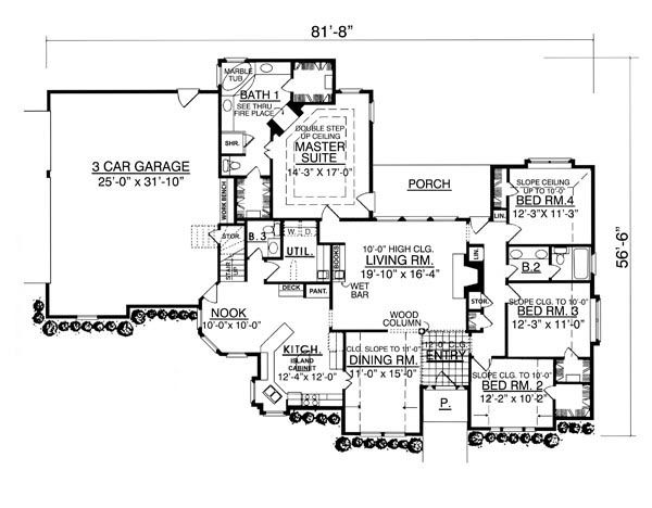 151 best Dream Home, Floor plans <3 images on Pinterest | House ...