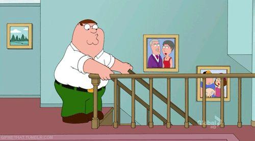 Haha Peter...