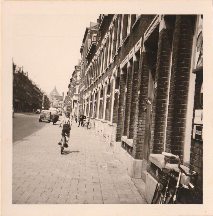 Watergeusstraat 1958