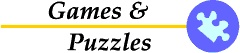 Jefferson Lab is a great source for online games or puzzles about Math, Science, Elements, Word Games, and more.