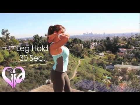 Curvy Girls Workout! Build Upper Body Curves (Shoulder Workout, Back Workout) - YouTube