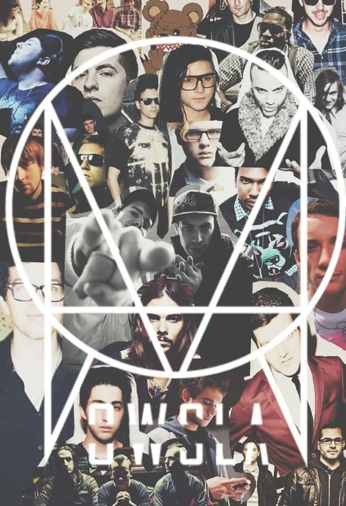 They're my heros.. -OWSLA-