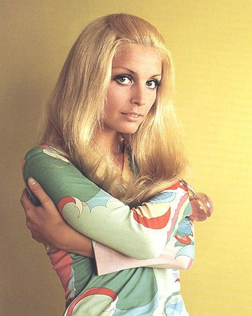 Patty Pravo one of Italy's most successful stars in the 1960s.
