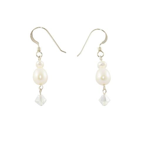 Victoria Fergusson - Snow Drop Earrings