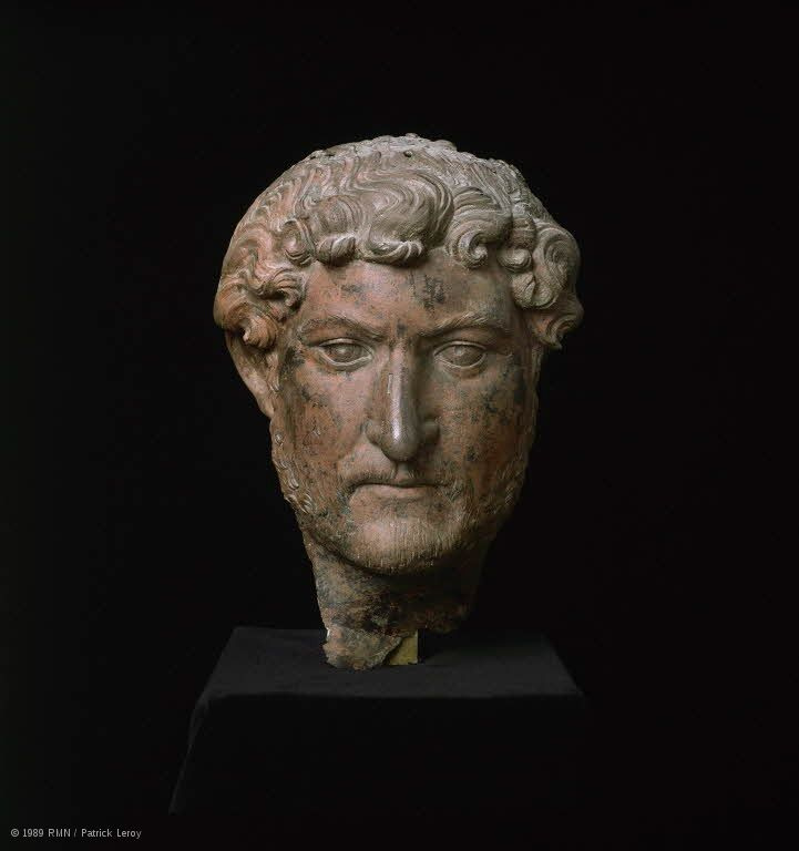 a biography of hadrian emperor of rome Hadrian as emperor his popularity as emperor is attested to by the fact that hadrian was absent from rome for the better part of his reign earlier roman rulers, such as nero, were harshly criticized for spending less time away from the city.