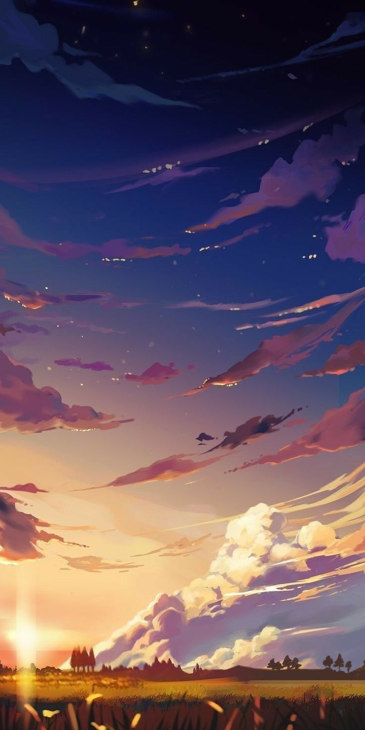 4k Phone Wallpapers Anime In 2020 Scenery Wallpaper Anime Scenery Landscape Wallpaper